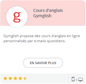 Gymglish blog