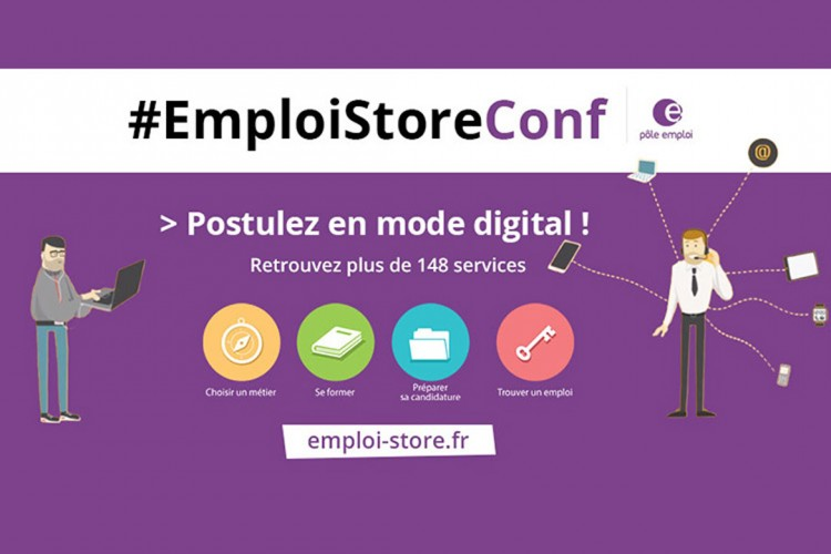 1 u00e8re emploistoreconf   postulez en mode digital